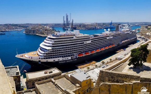 Holland America Line Extends Cancellations