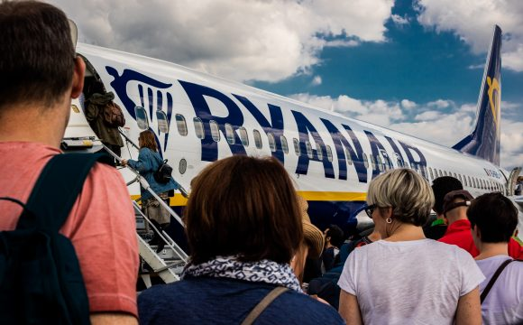 Italy Threatens to Ban Ryanair Over Alleged Covid-19 Violations