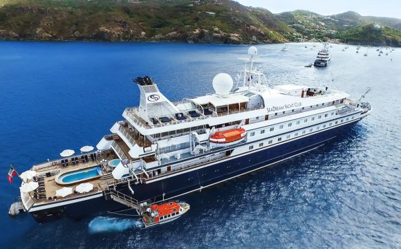 UK Passengers On Board First Transatlantic Cruise Since Lockdown