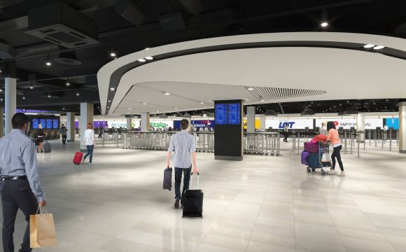 One in Three Jobs to Go at London City Airport