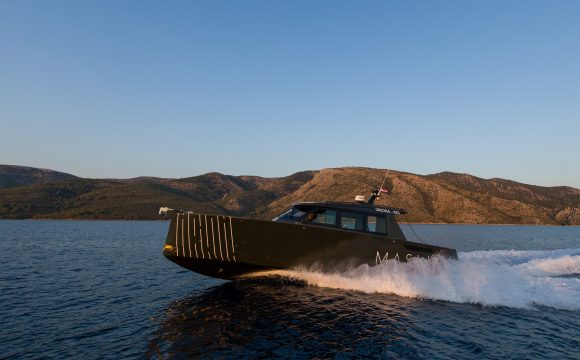 New Maslina Resort Now Offering Luxury Boat Experience