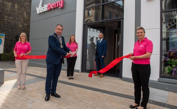 State-of-the-Art Visitor Information Centre Opens