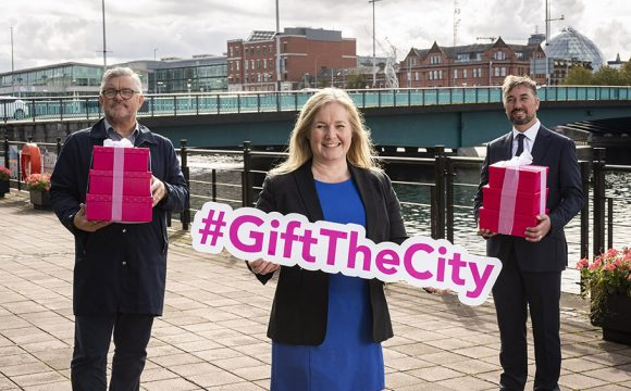 Initiative Encourages Public to gift the City and Support City Centre Businesses