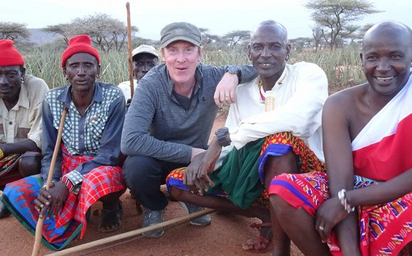 Amazing Road Trip Through the Continent of Africa on TG4