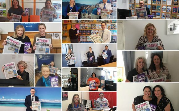 NI Travel News Visit Our Local Travel Agent Heroes!