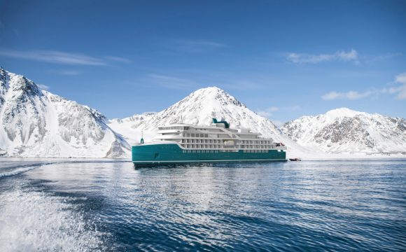 Swan Hellenic Orders New 5-Star Expedition Cruise Ship from Helsinki Shipyard