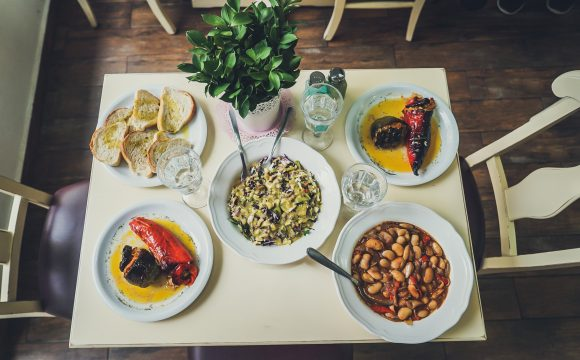 Sample some of the True, Authentic Flavours of Greece