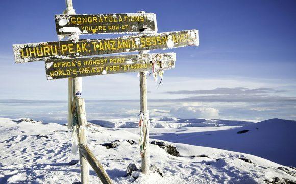 To Mount Kili… And Beyond!