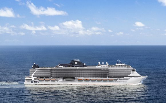 MSC Cruises' New Air Sanitation System