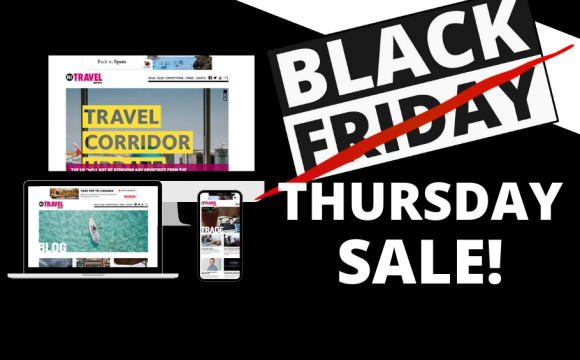 Black THURSDAY £199 Online Advertising Offer