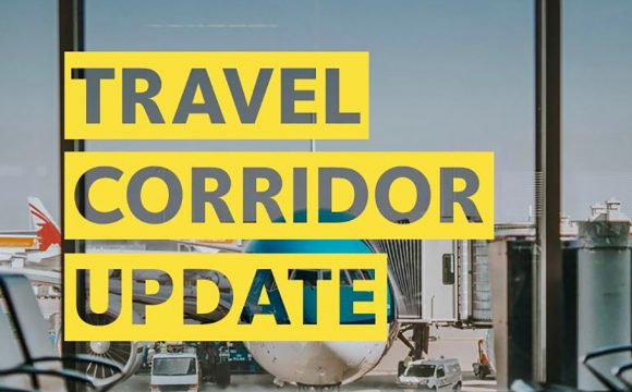 Further Eight Countries Removed From Travel Corridor List while Arrivals from 16 Countries – including Portugal – are BANNED!