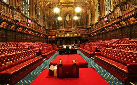 ABTA Brief House of Lords Ahead of Debate on Future of Travel Agents