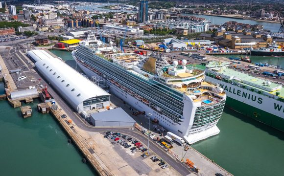 Southampton to Open Fifth Cruise Terminal Next Year
