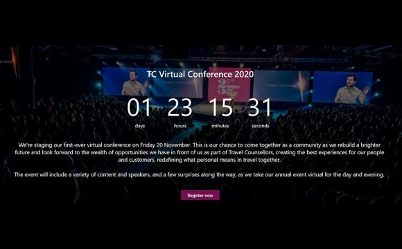 Travel Counsellors Takes Annual Conference to the Virtual Stage