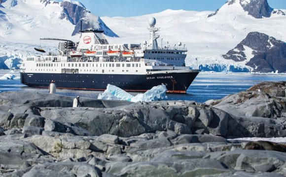 Win a Trip to Antarctica with Intrepid Travel!