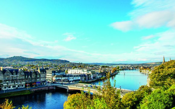 Win Return Flights for Two to Aberdeen or Inverness with Loganair PLUS Free Parking at Belfast City Airport