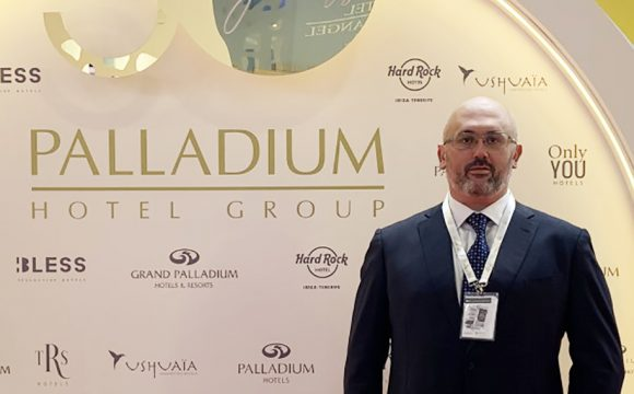 Palladium Hotel Group's Nacho Gozalbo Shares Outlook for 2021