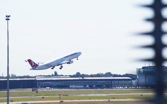 "Turkish Airlines Achieves ""Diamond"" Safety Status"