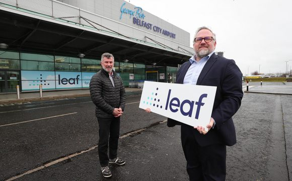 Belfast City Airport on Cloud Nine Following Leaf IT Partnership