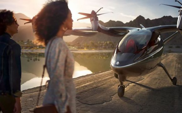 United Airlines to Buy Electric Air Taxis