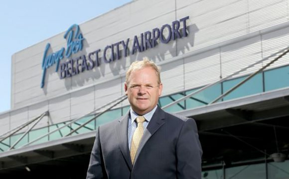 The Future is Bright for Belfast City Airport