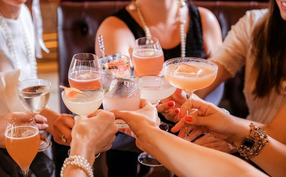 Raising a Glass to the End of Dry January!