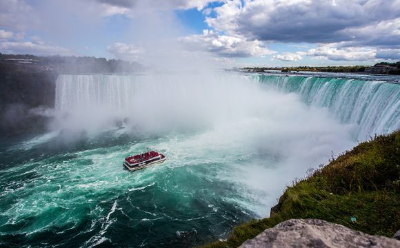 REVEALED: The World's Most Instagrammed Waterfalls