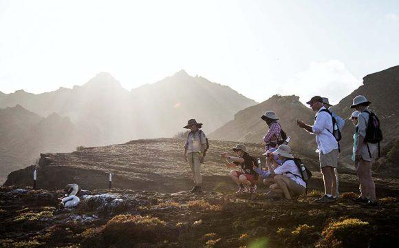 Aura Banda's Galapagos Islands: Protecting the Natural World Is a Family Tradition