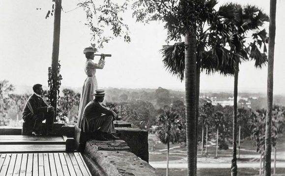 Relics of History: Pioneering Women Travellers