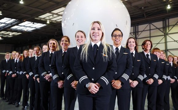 EasyJet Launches Virtual Pilot School to Challenge Gendered Stereotyping of Jobs