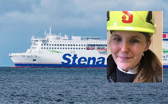 A Lifelong Passion – Meet Katie Baxter, Third Officer with Stena Line UK