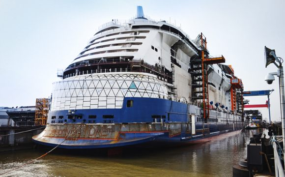Beyond Expectations: Celebrity Cruises' Newest Ship Defies Imagination