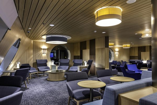 WIN A Return Ferry Crossing for A Car Plus Four People on the Belfast-Liverpool Route with Stena Plus Lounge and Four-Berth Cabin Upgrade!