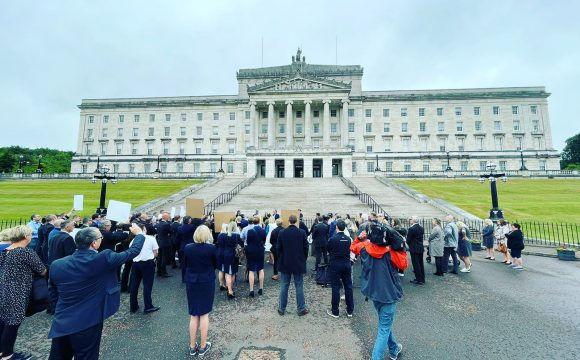 NI Travel Trade Unite in Day of Action