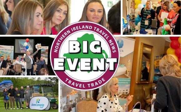 Limited Availability at The BIG Travel Trade Event 2021!