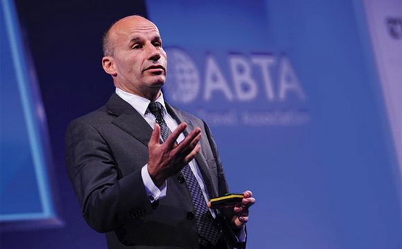 """ABTA Chief Mark Tanzer Praises Travel Industry for """"Resilience"""" During the Covid Pandemic in his Opening Speech at the ABTA Travel Convention"""
