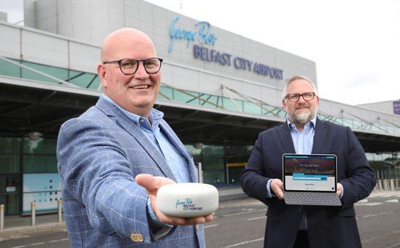 Belfast City Airport Kickstarts Six-Figure Investment in Digital Transformation