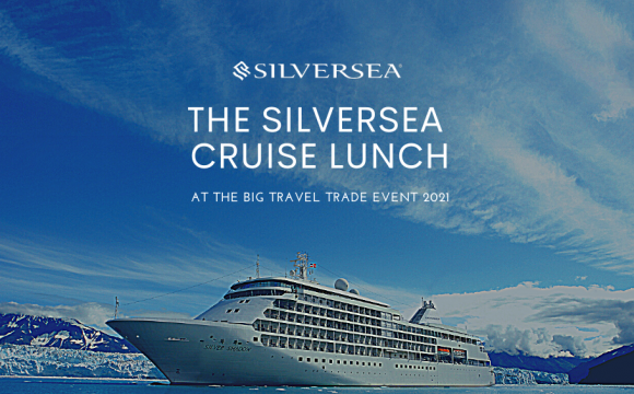 Get ready to set sail with Silversea Cruises at The BIG Travel Trade Event 2021