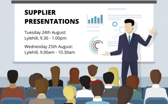 Register NOW for Supplier Presentations at The Big Travel Trade Event