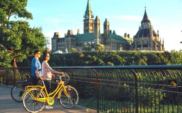 Explore Ottawa – Canada's Capital, on Two Wheels