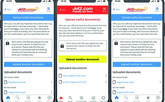 All Your Travel Documents in One Place with Jet2.com and Jet2holidays!