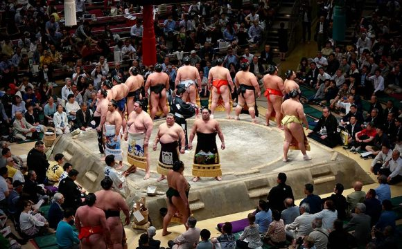 A guide to Traditional Sports Across Japan