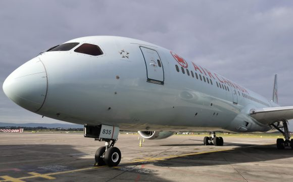Air Canada Launches New LEAVE LESS Travel Program