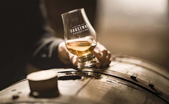 Bushmills Irish Whiskey Unveils 2021 Causeway Collection Featuring Extremely Rare and Unique Aged and Cask Finished Irish Single Malt Whiskeys