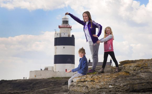 800-year-old Irish Lighthouse Reopens to the Public