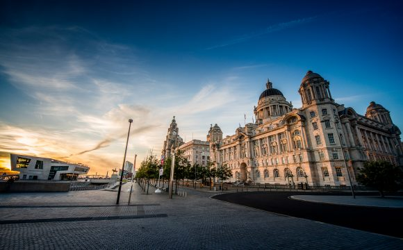 A Fabulous Two Night Break for Two in Liverpool, Staying in a Studio Apartment at StayCity, Return Flights from Derry City Airport and Tickets for The Beatles Story and the Mersey Ferries River Explorer Cruise