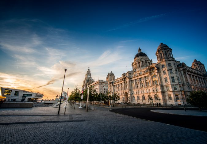 A Fabulous Two Night Break for Two in Liverpool