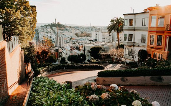 Top Six Must See Sights in San Francisco!