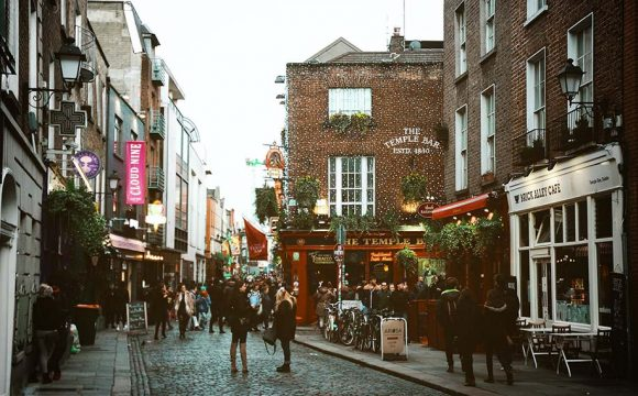 Ireland 'Meets' GB as Tourism Bodies Come Together