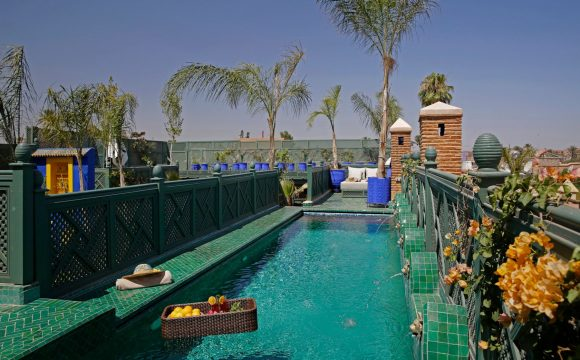 Follow the Sunshine to Marrakech this Winter with Riad Elegancia
